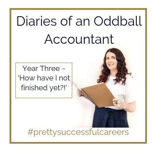 Diaries of an oddball accountant acca cima aat