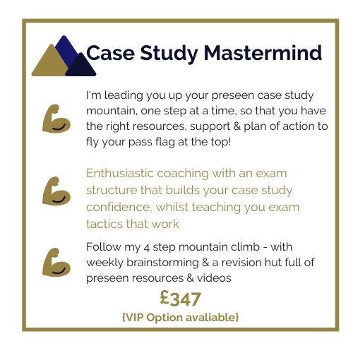 cima case study ocs mcs scs revision