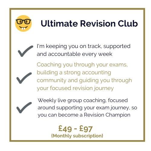 revision club cima acca aat
